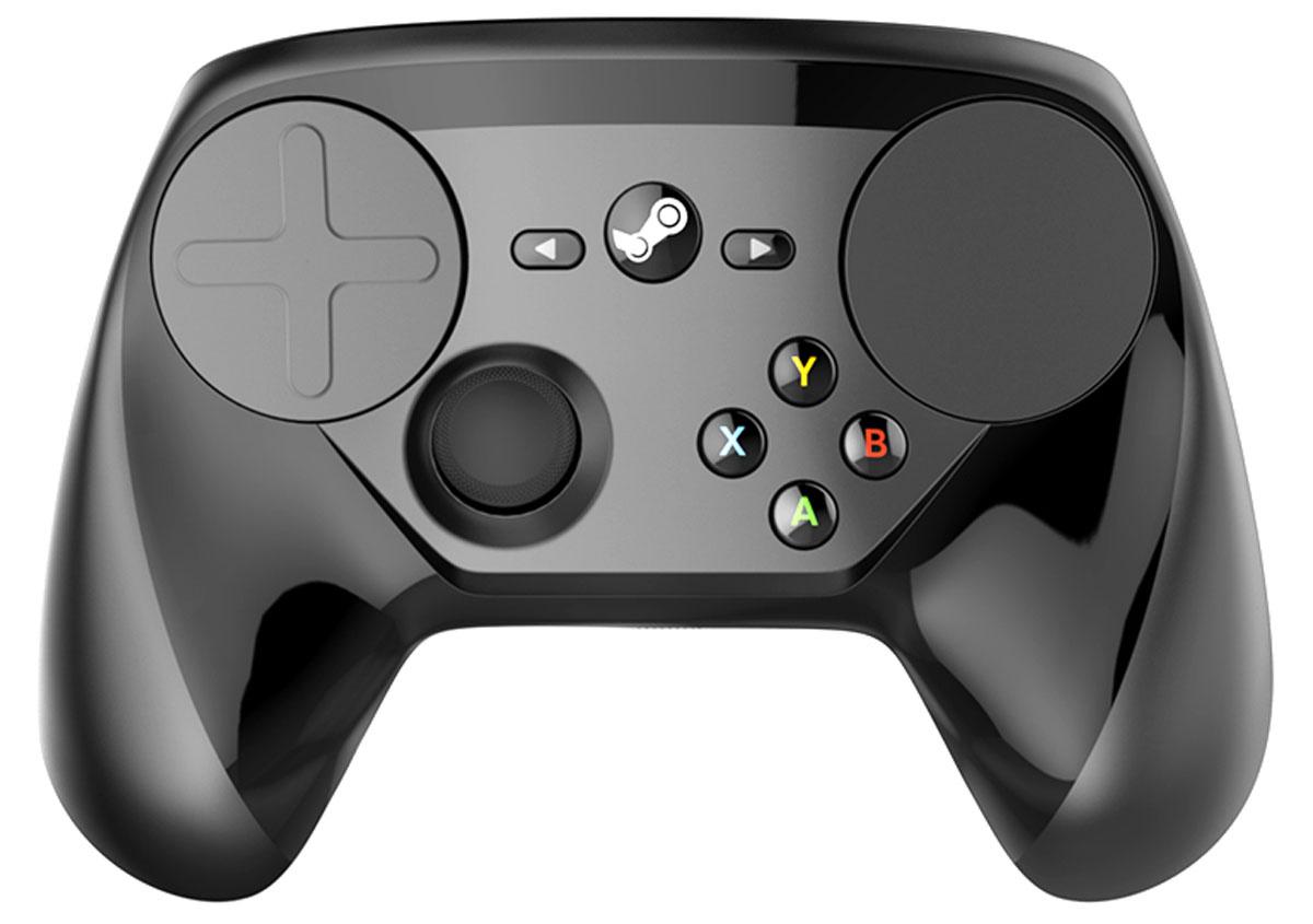 Steam Controller беспроводной геймпад #1