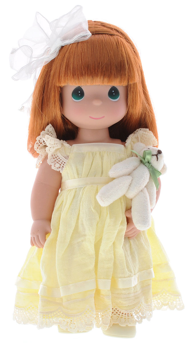 Precious Moments Кукла Люби меня цвет волос рыжий #1