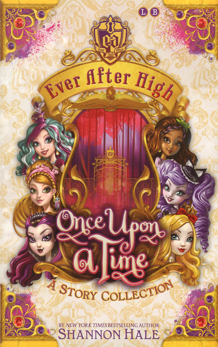 Ever After High. Once Upon a Time | Хейл Шеннон #1