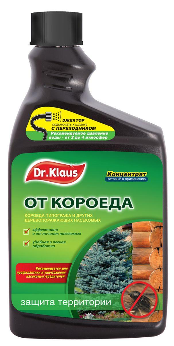 """Дополнительный флакон """"Dr.Klaus"""", концентрат, от короеда, 1 л  #1"""