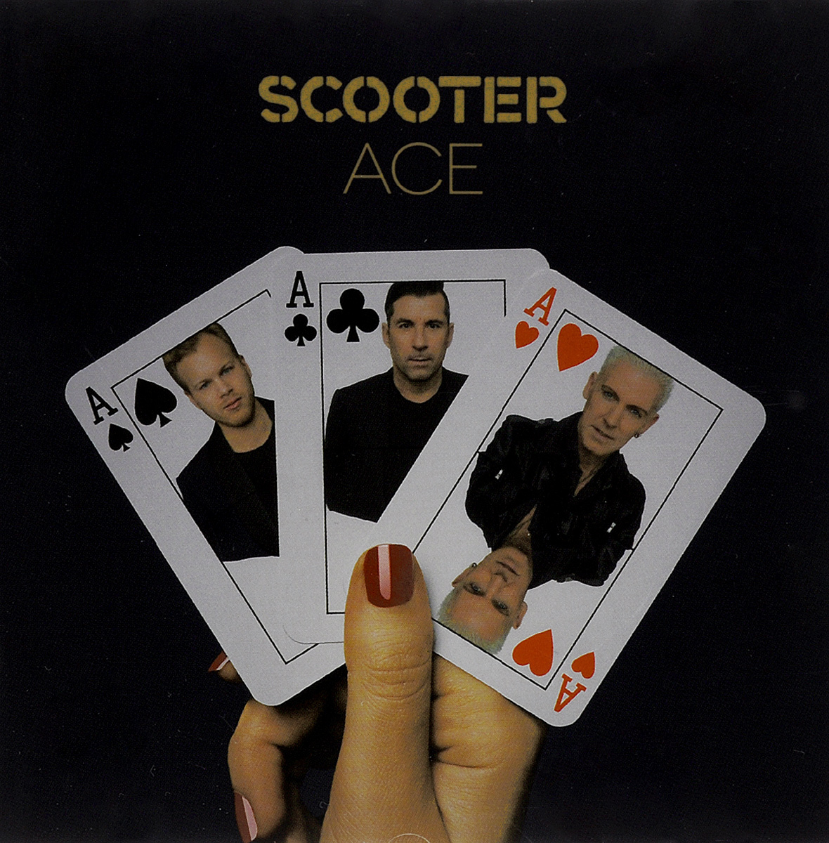 Scooter. Ace #1