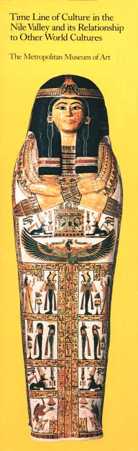 Time Line of Culture in the Nile Valley & its Relationship to Other World Cultures #1
