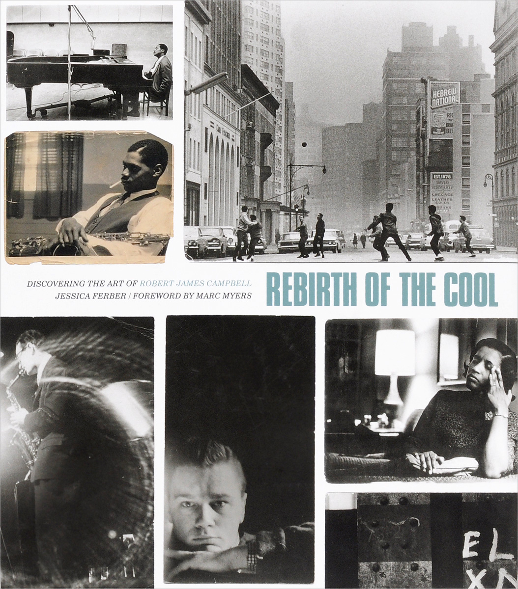 Rebirth of the Cool #1
