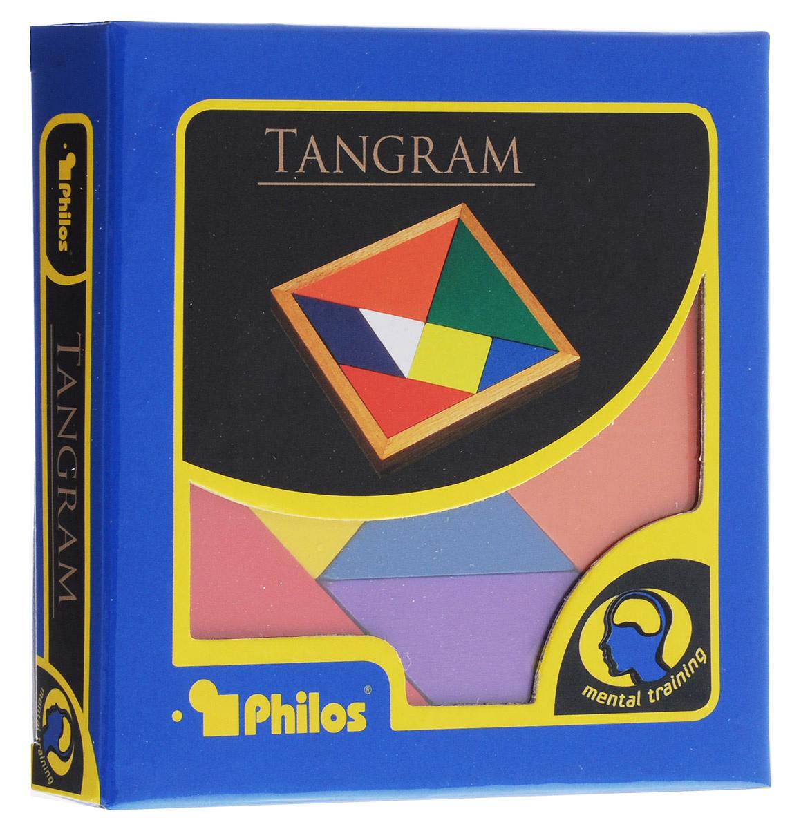 Philos Настольная игра Танграм #1