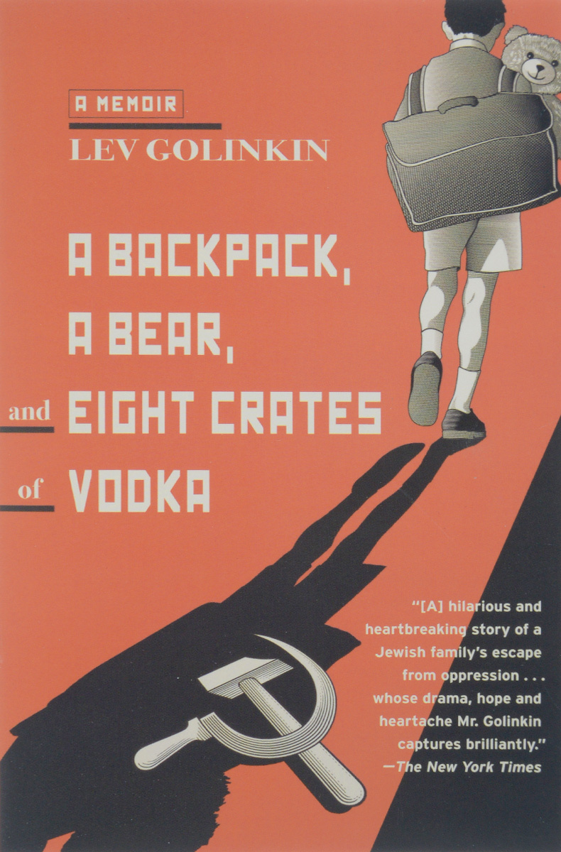 BACKPACK, A BEAR, AND EIGHT #1
