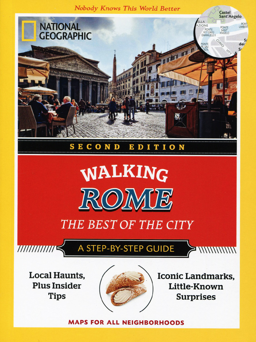 Walking Rome: The Best of the City: A Step-by-Step Guide | Parla Katie #1