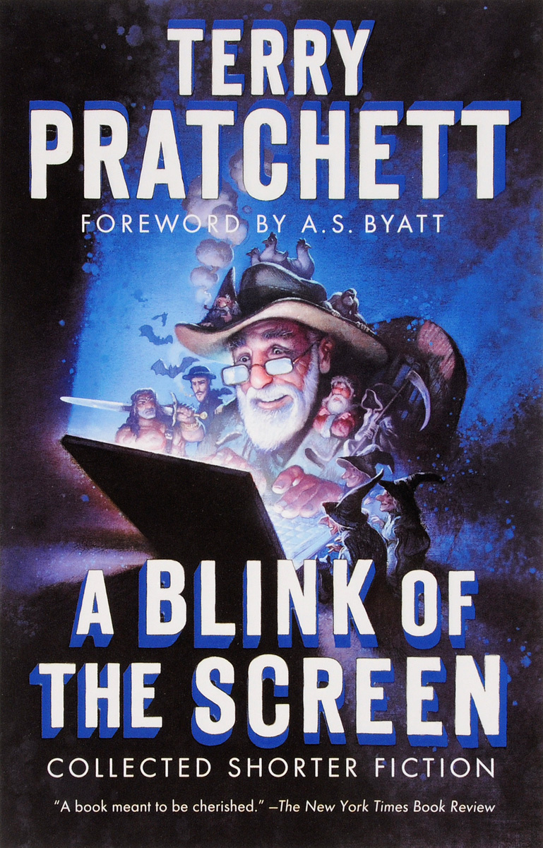 A Blink of the Screen: Collected Shorter Fiction | Пратчетт Терри #1