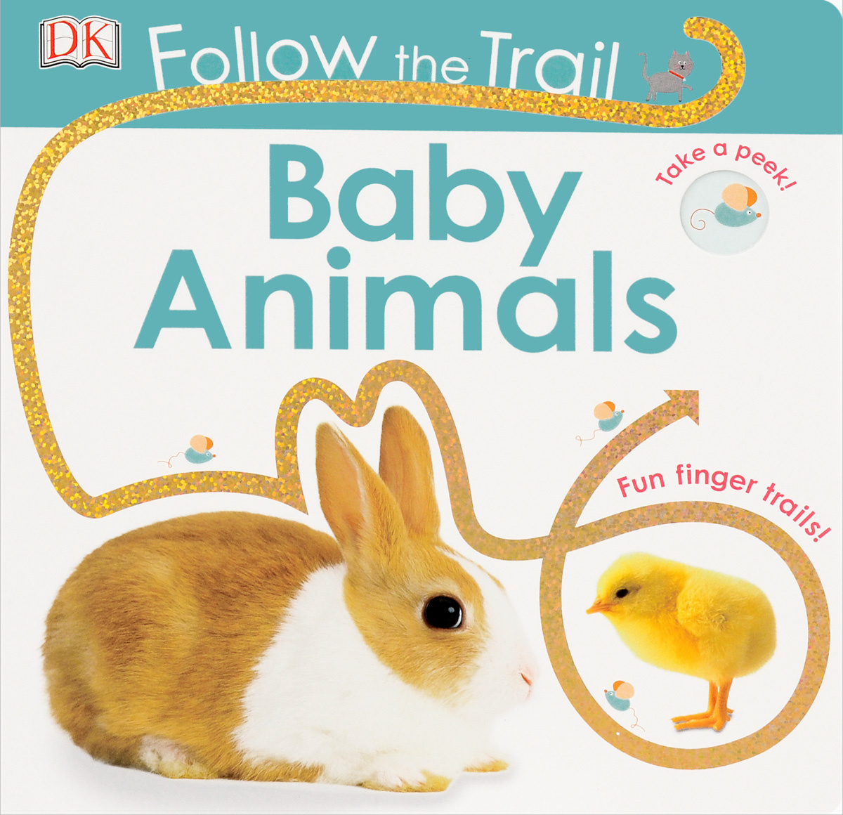 Follow the Trail Baby Animals #1