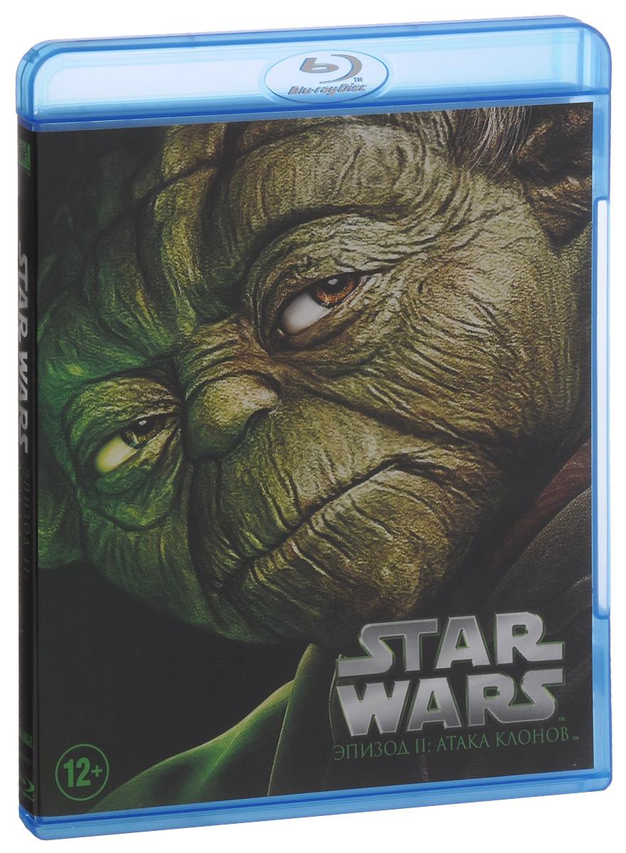 Звездные войны: Эпизод II: Атака клонов (Blu-ray) #1
