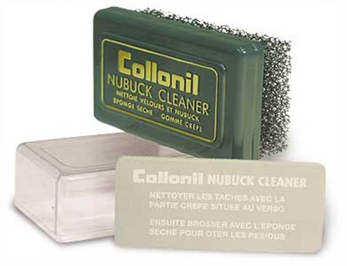 """Губка для обуви Collonil """"Nubuk Cleaner"""", для замши, велюра, нубука #1"""