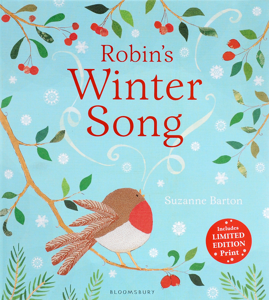 Robin's Winter Song #1