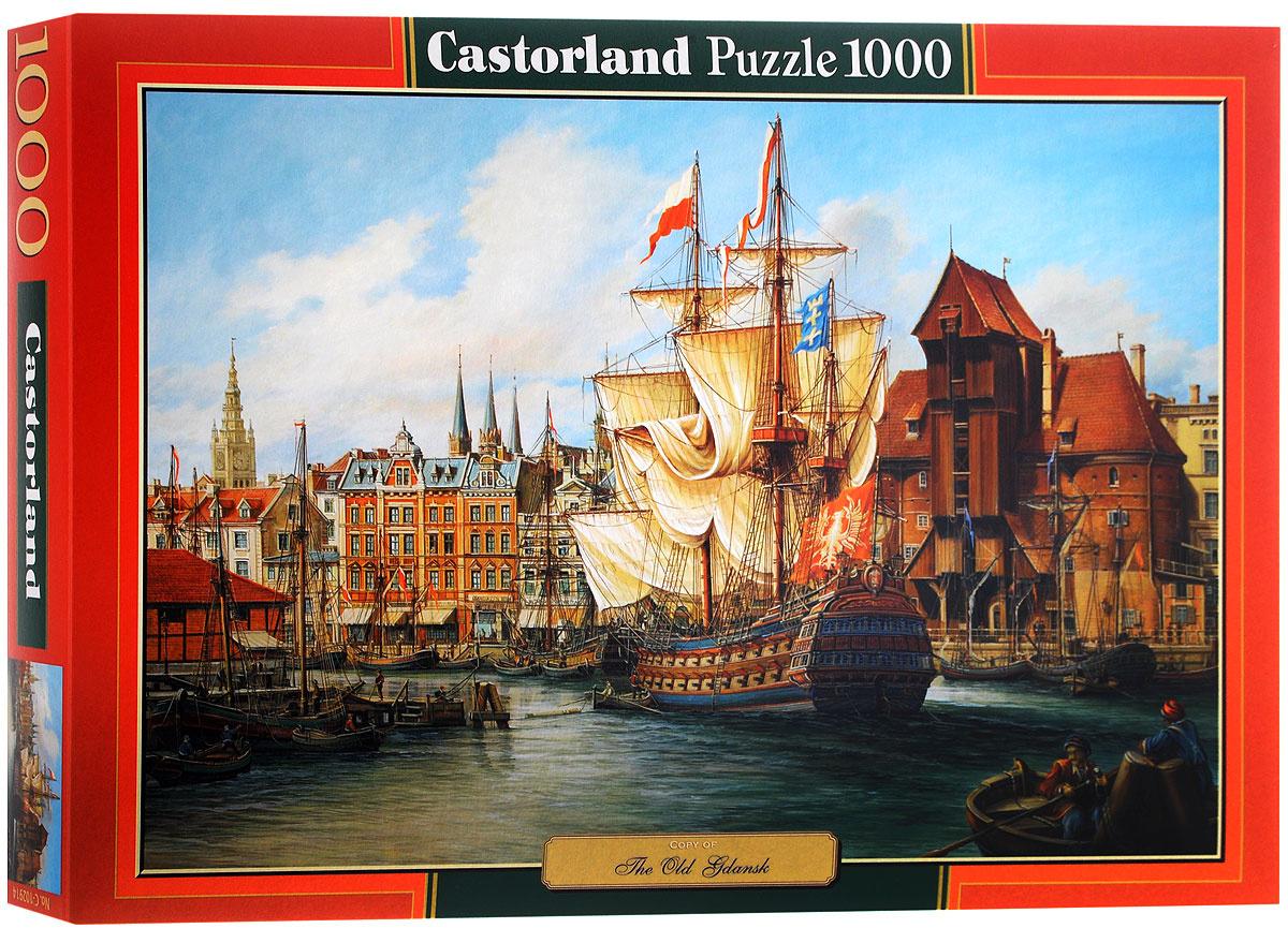 Castorland Пазл Старый Гданьск #1