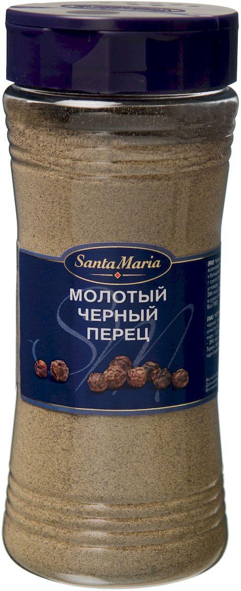 Santa Maria Черный перец молотый, 190 г #1