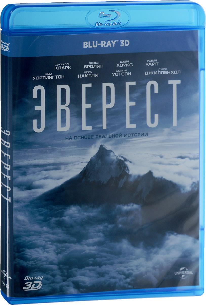 Эверест 3D (Blu-ray) #1