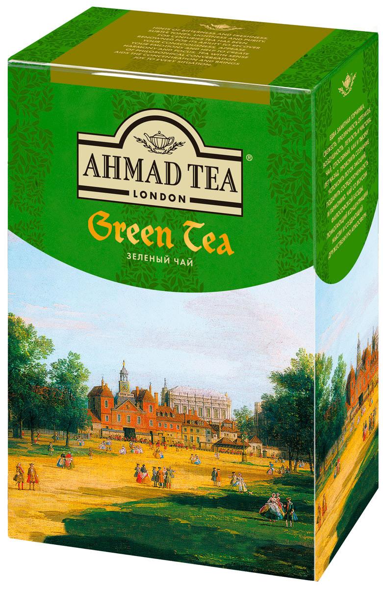 Ahmad Tea зеленый чай, 90 г #1