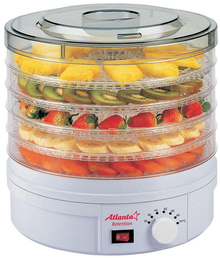Atlanta ATH-1671 сушилка для овощей и фруктов #1