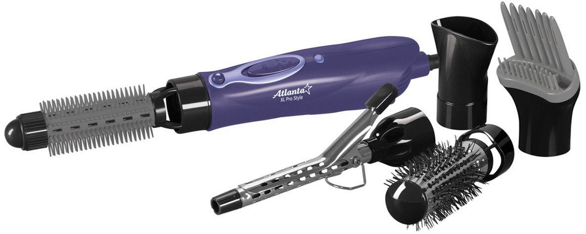 Фен для волос Atlanta ATH-888, фиолетовый #1