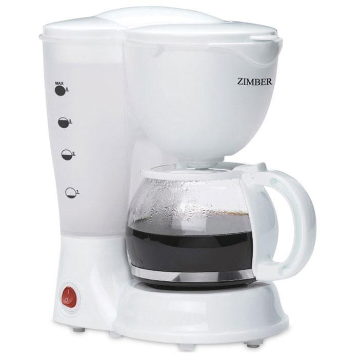 Кофеварка капельная Zimber ZM-11009 #1