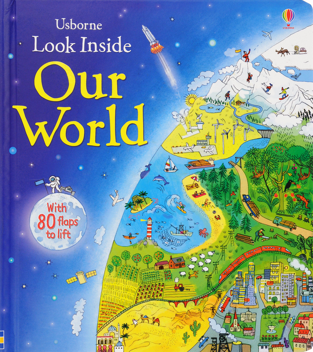 Look inside Our World #1