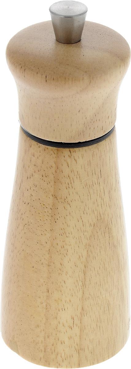 """Мельница для перца и соли Tescoma """"Virgo Wood"""", высота 14 см #1"""