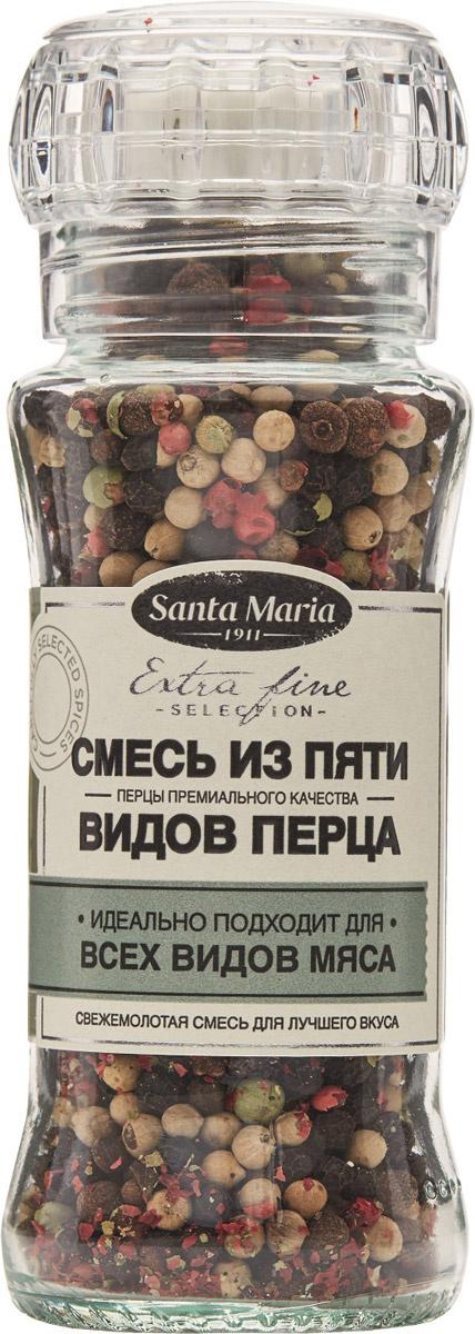 Santa Maria Смесь из пяти видов перца, 60 г #1