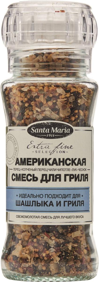 Santa Maria Американская смесь для гриля, 85 г #1