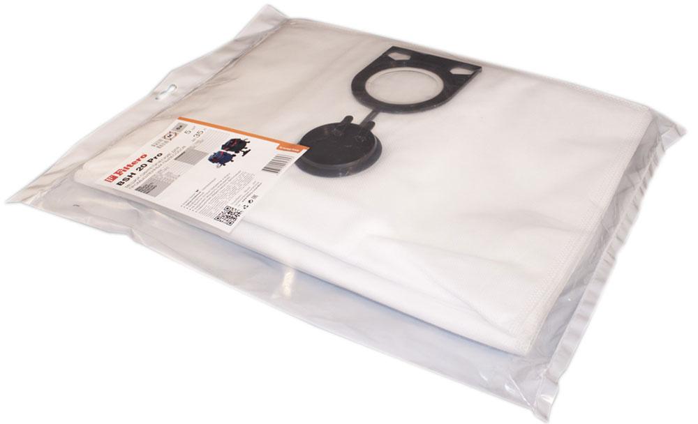 Filtero BSH 20 Pro комплект пылесборников для промышленных пылесосов, 5 шт  #1