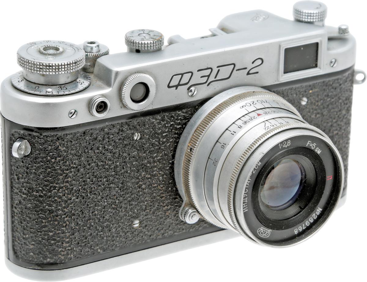 Номер фотоаппарата фэд