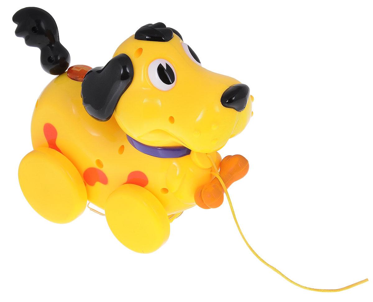 Navystar Музыкальная игрушка-каталка Собачка #1