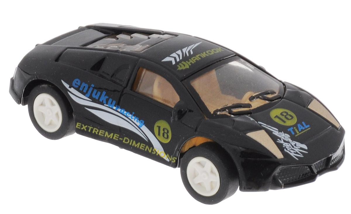 Shantou Машинка инерционная Крутые тачки цвет черный #1