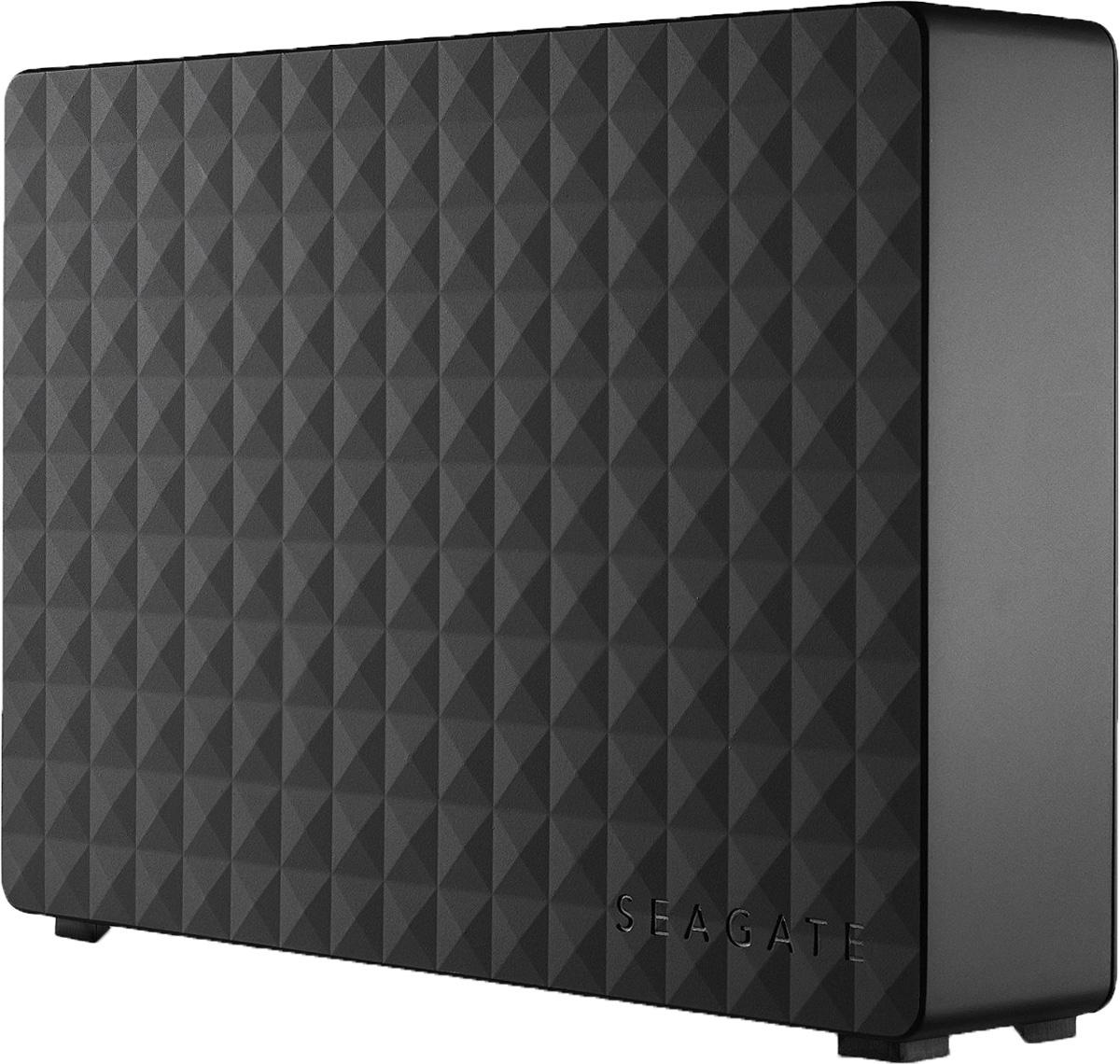 4 ТБ Внешний жесткий диск Seagate Expansion (STEB4000200), черный #1