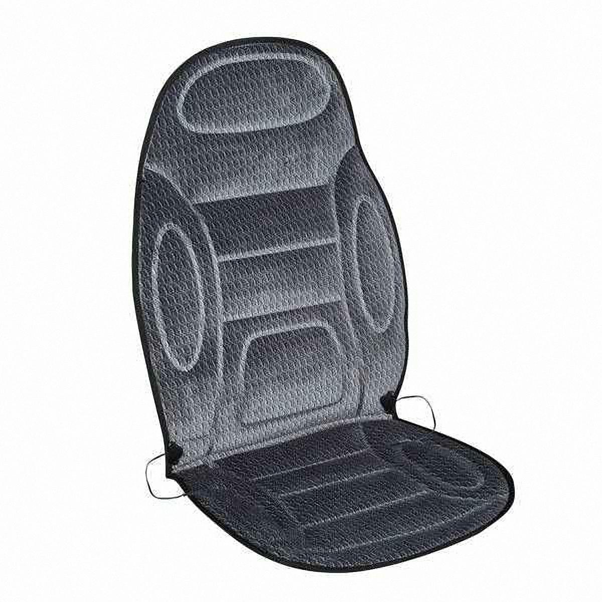 """Подогрев для сиденья """"Skyway"""", со спинкой, 120 х 51 см #1"""