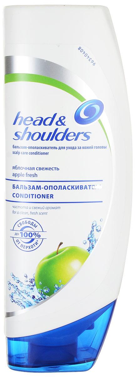 Бальзам-ополаскиватель для ухода за кожей головы Head & Shoulders Яблочная свежесть, 360 мл  #1