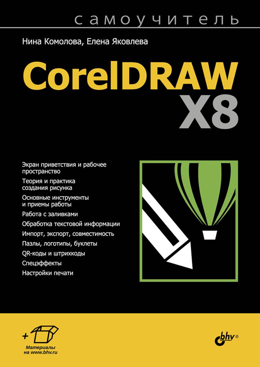 Самоучитель CorelDraw X8 #1