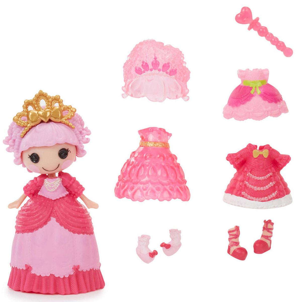 Lalaloopsy Мини-кукла Принцесса Jewel Sparkles #1
