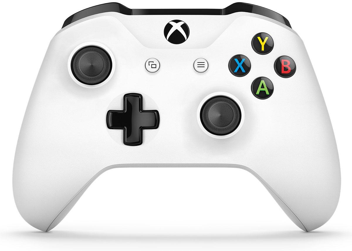 Геймпад Xbox One Crete беспроводной белый  #1