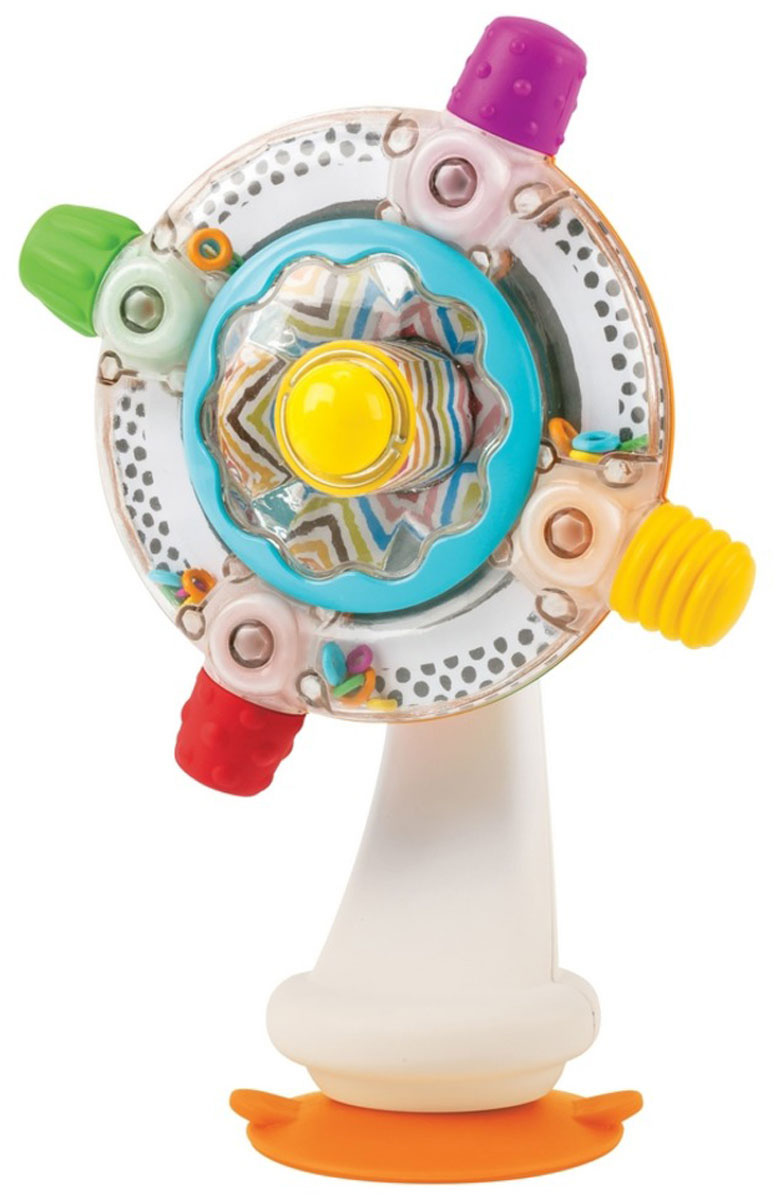 B kids Развивающая игрушка Штурвал #1