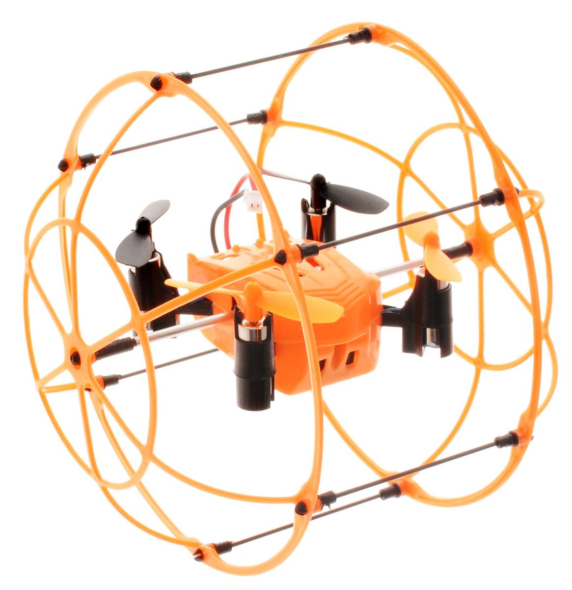 От винта! Квадрокоптер на радиоуправлении Fly-0246 #1