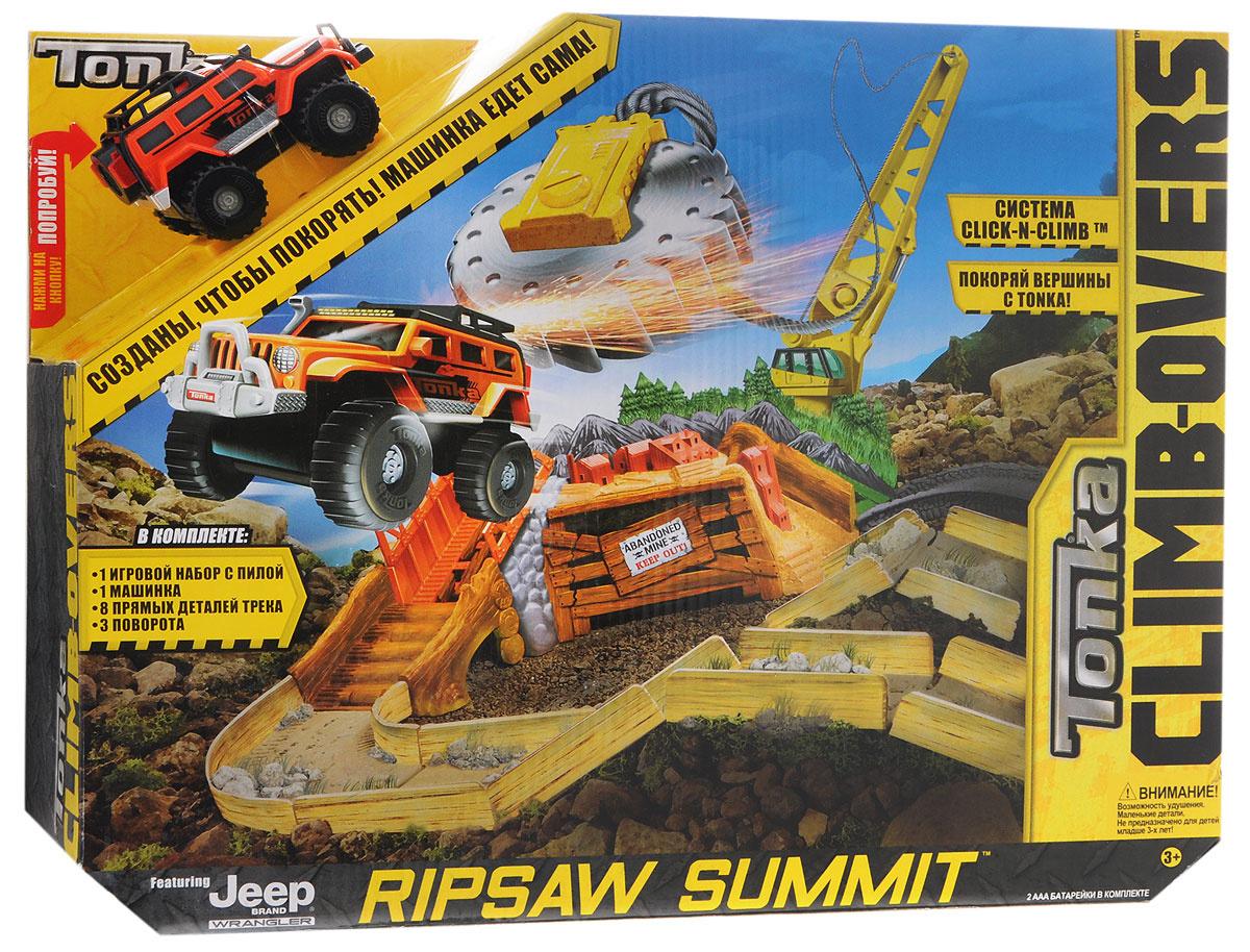 Tonka Игрушечный трек Ripsaw Summit #1