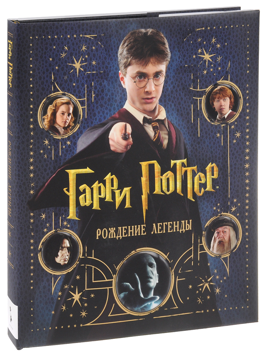 Гарри Поттер. Рождение легенды   Сибли Брайан #1