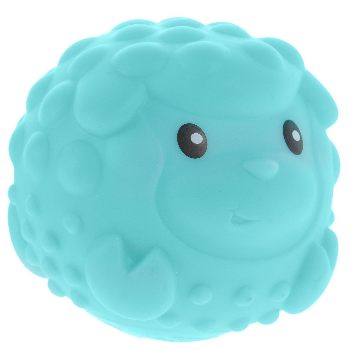 B kids Развивающая игрушка-пищалка Овечка #1
