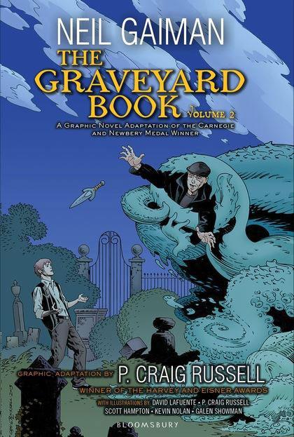 The Graveyard Book Graphic Novel: Part 2 | Гейман Нил #1