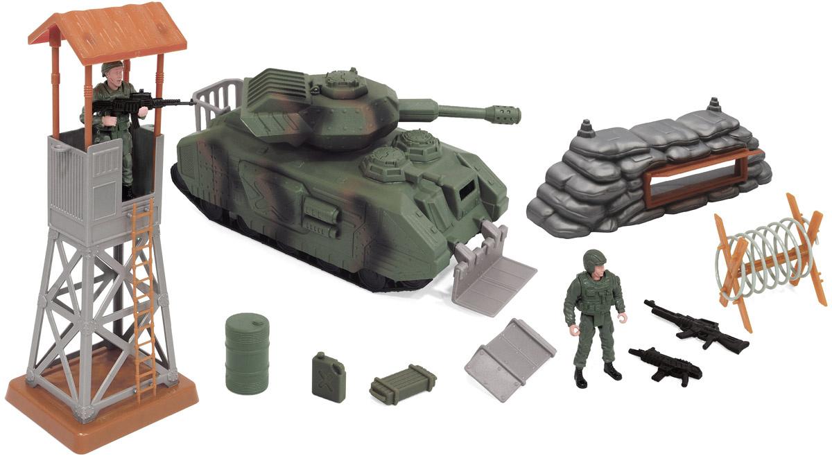 Boley Игровой набор Военные 31511 #1