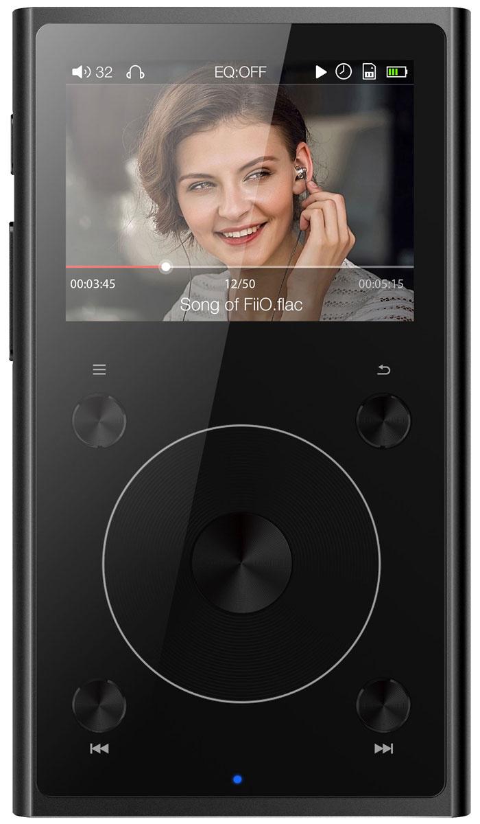 Hi-Res плеер Fiio X1 II, Black #1