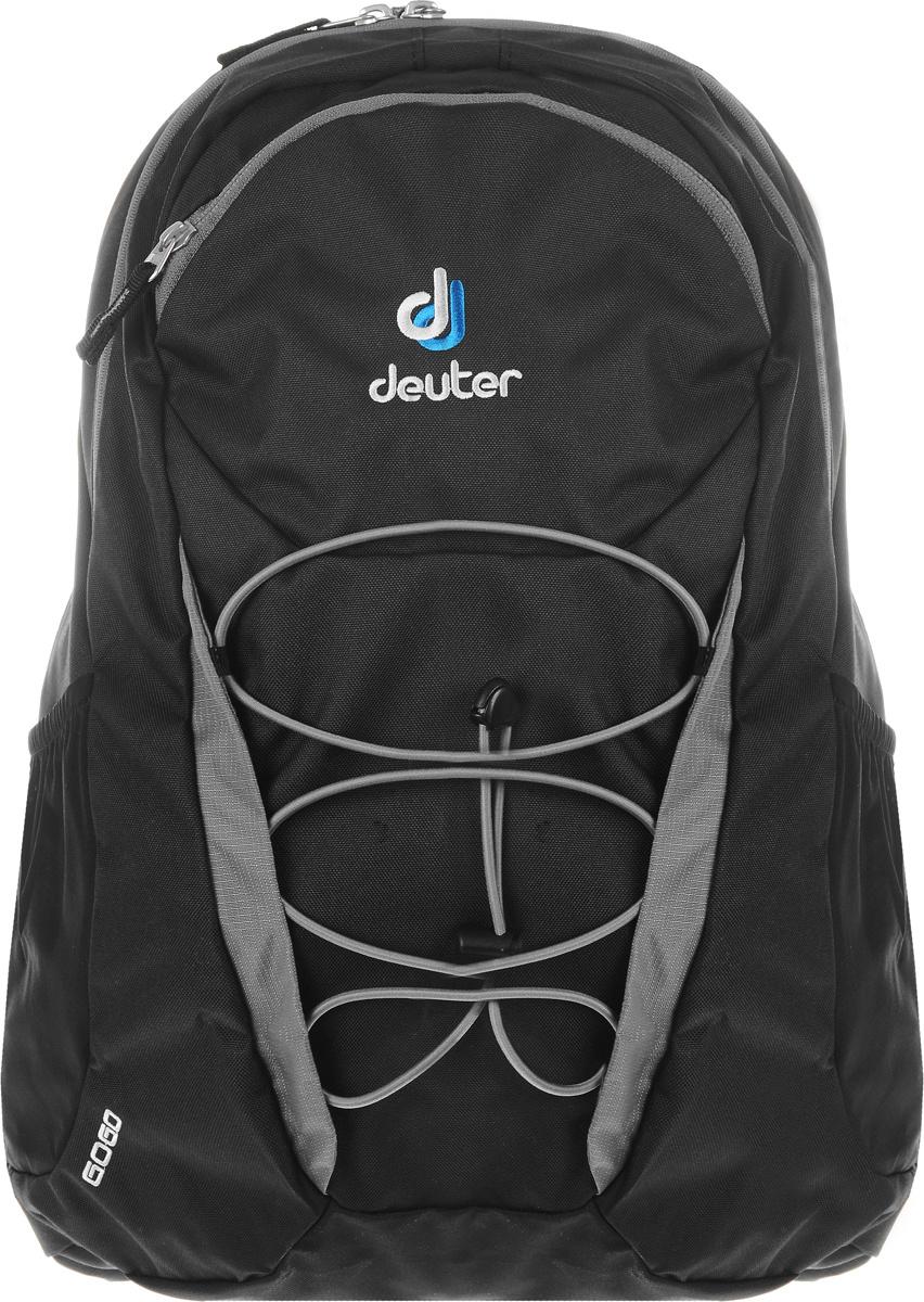 """Рюкзак Deuter """"Go Go"""", цвет: черный, серый, 25 л #1"""