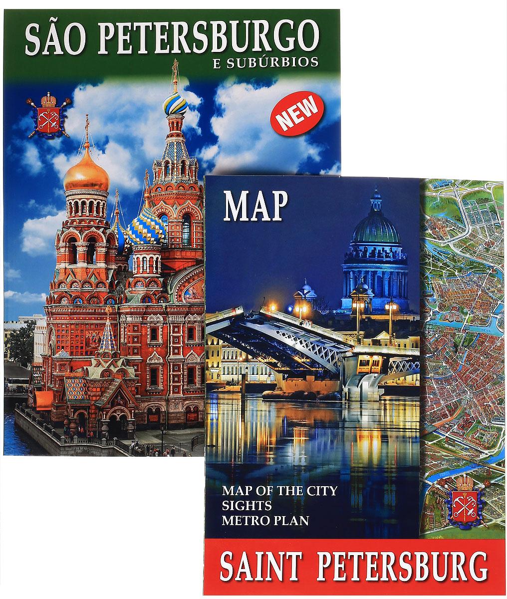 Санкт-Петербург и пригороды (+ карта) #1