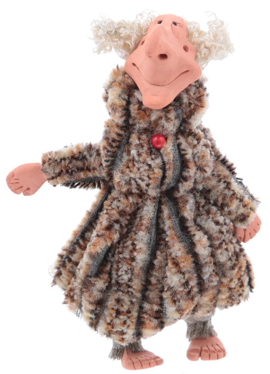 "Подвесная кукла YusliQ ""Баба Яга"". Авторская работа. Kyrk05 #1"