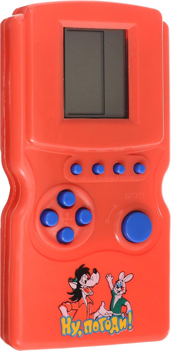 Играем вместе Тетрис Ну, погоди! 12 в 1 цвет красный #1