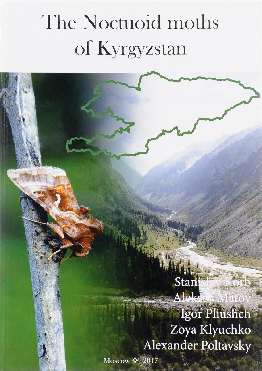 The Noctuoid Moths of Kyrgyztan / Ноктуоидные чешуекрылые Киргизии #1