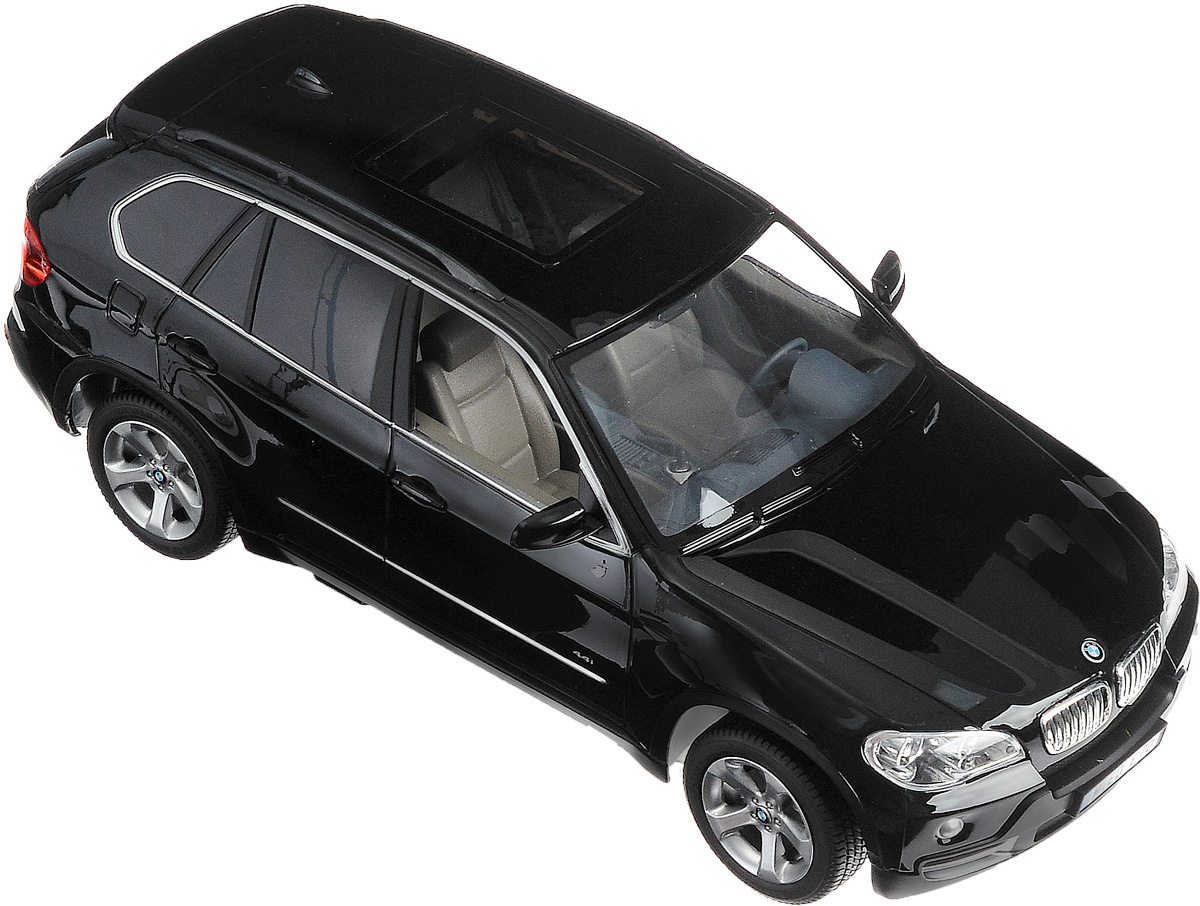 Rastar Радиоуправляемая модель BMW X5 цвет черный масштаб 1:14  #1